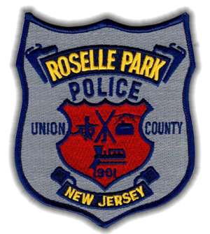 Roselle Park Police Patch